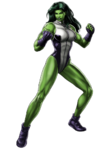 She-Hulk Marvel XP