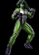 She-Hulk Marvel XP