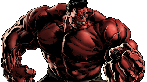 Red Hulk/Dialogues | Marvel: Avengers Alliance Wiki ...