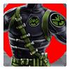 Uniform Tactician 4 Male