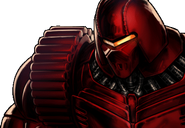 Crimson Dynamo Dialogue