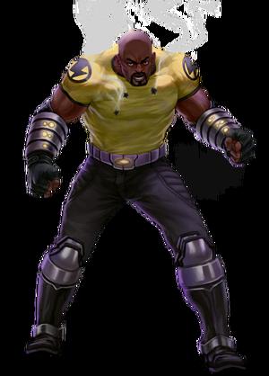 Luke Cage Marvel XP