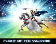 Valkyrie Level 9 Ability