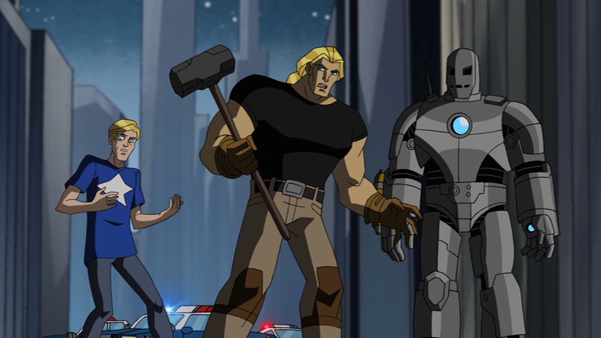 Avengers earths mightiest heroes season 1 episode 18