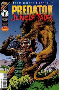 Predator Jungle Tales