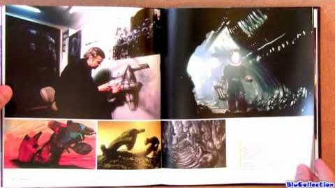 Alien Vault Book review Definitive Story Making of the Film (Alien Franchise)