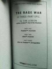 The Rage War ROP ad