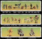 Kenner line of toys