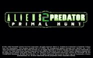 AvP2primalhunttitlescreen