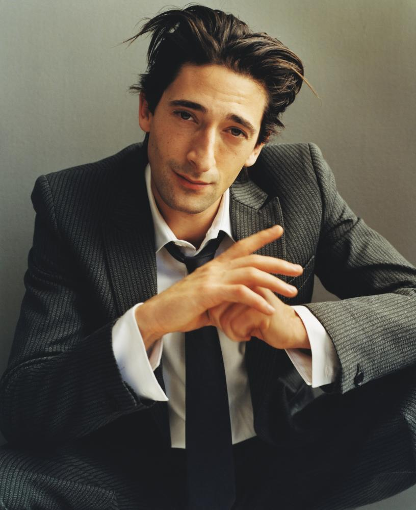 adrien brody young