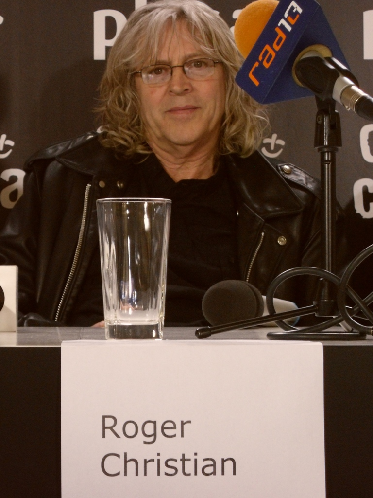 Roger Christian - Checkmate