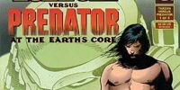 Tarzan versus Predator: At the Earth's Core