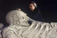 SpaceJOCKEY H.R. GIGER
