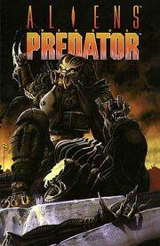 Aliens versus Predator TPB cover