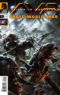 Aliens vs. Predator Three World War 1