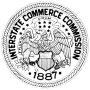 Interstate Commerce Commission seal