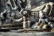 Alien Space suits