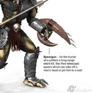 PCJV Speargun