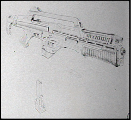 File:MP5 Pulse Rifle concept art.png