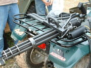 Minigun at Allegheny