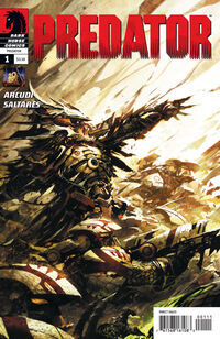 Predators Series 2 issue 1