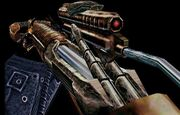 AVP2 SPEARGUN