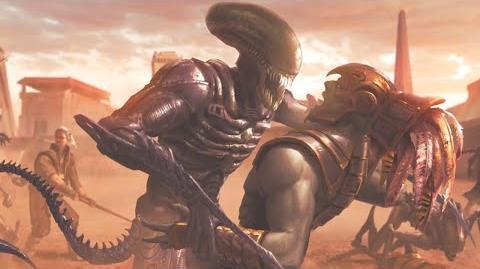 Mortal Kombat X Alien Ending-0