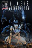 Aliens Vampirella01 altB