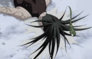Envy Being Reduced to Tadpole Form