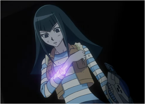Yugioh  S Carly Dark Signer