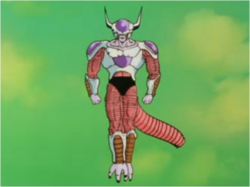 Frieza 2nd Form Pic 2