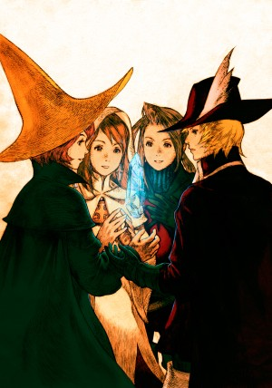 Four Heroes of light