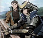 Masamune&Kojuro