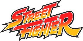 Street Fighters logo