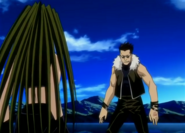 Envy Confronting Greed in Original Anime