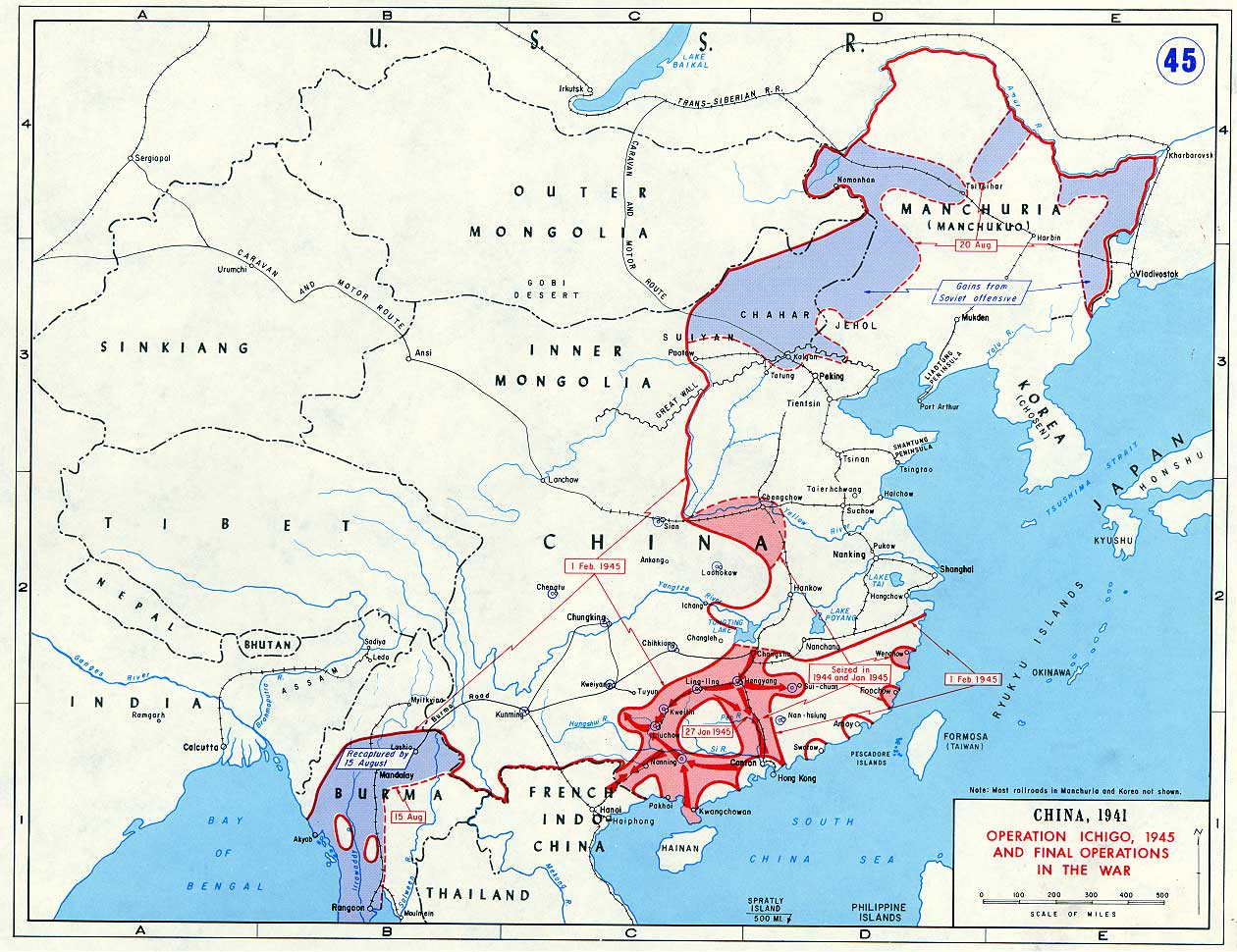 Image Ww2 asia map 45jpg Axis Allies Wiki – Full Asia Map