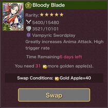 Bloody Blade