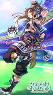 Demon Motochika AYA Cup Wallpaper