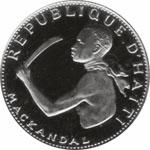 Mackandal coin haiti