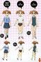 Chiyo-Chan Outfits 1