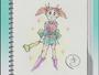 Chiyo Drawing