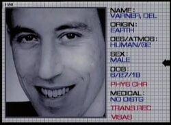Del Varner ID