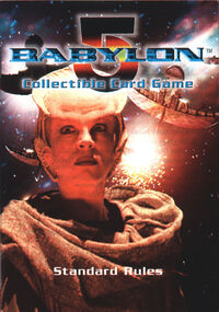 Babylon 5 Collectible Card Game