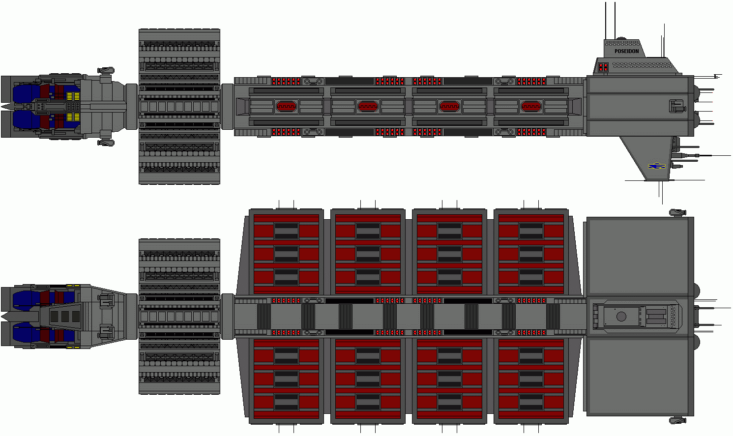 Poseidon-class Super Carrier