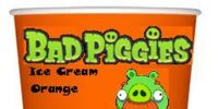 Bad Piggies Ice Cream