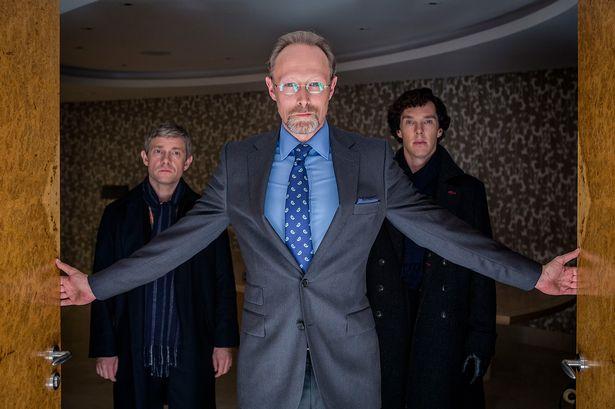 Sherlock 3x03
