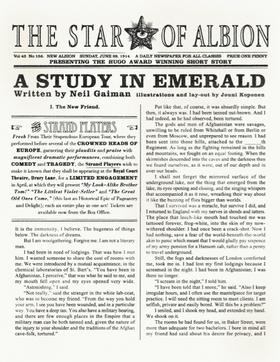Study in Emerald