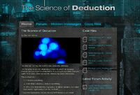 The Science of deduction