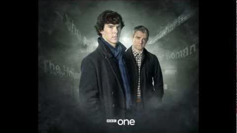 SHERLOCK - 18 A Man Who Can (Series 1 Soundtrack)