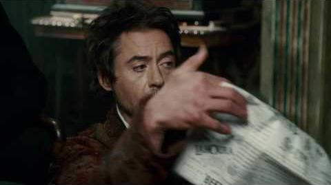 Sherlock Holmes 2009 Trailer